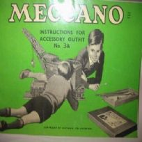 Meccano Instruction Booklets